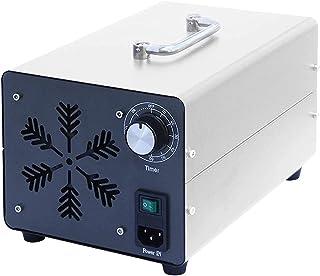 ZKHD Rörlig ozongenerator industri och kommersiell O3 luftrenare luktborttagare sterilisator med timer deodorizer för hem,...