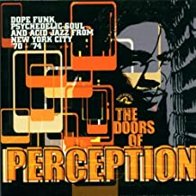 The Doors of Perception: Dope Funk Psychedelic Soul and Acid Jazz From New York City '70-'74