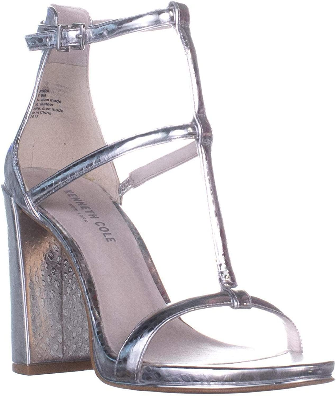 Kenneth Cole New York Frauen Deandra Offener Offener Offener Zeh besonderer Anlass Leder Platform Sandalen  ab2e2b