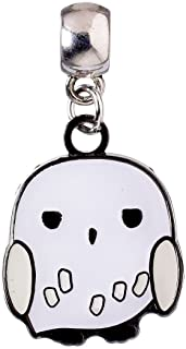 Harry Potter Cutie Collection Charm Hedwig (silver plated) Carat Shop Pendenti