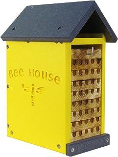 JCs Wildlife Small Poly Lumber Bee House
