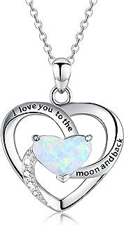 Best kids opal necklaces Reviews