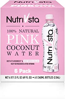 pink young coconut