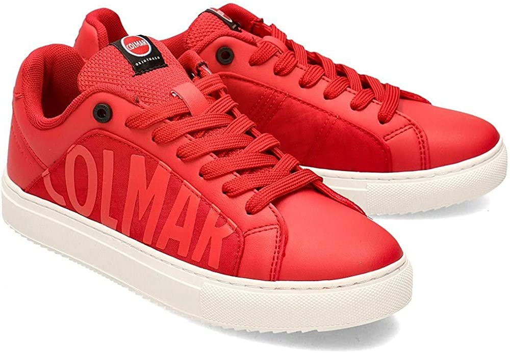 Colmar, sneakers per uomo,in pelle BRADBURY