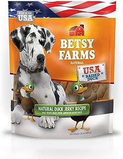 Betsy Farms Natural Jerky Recipe Dog Treats
