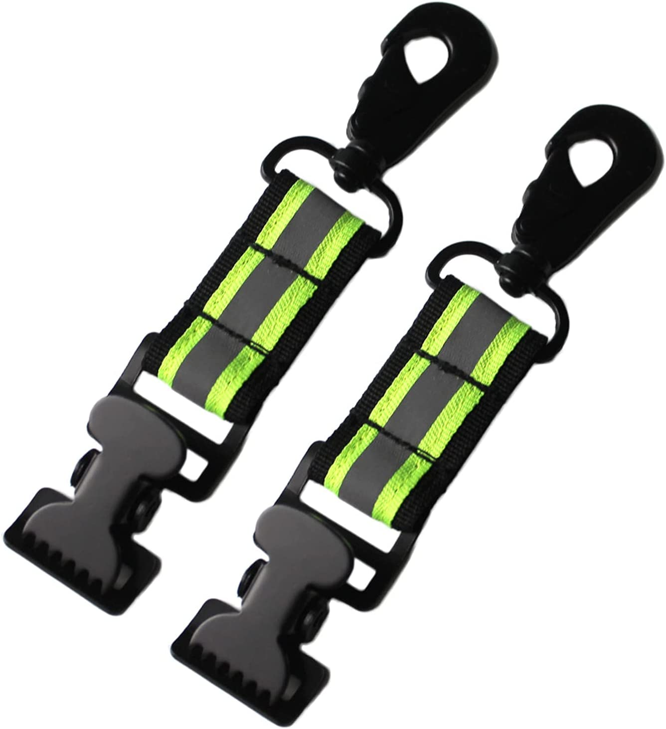 MELOTOUGH Firefighter Glove Strap Leas Max Max 72% OFF 43% OFF with Holder