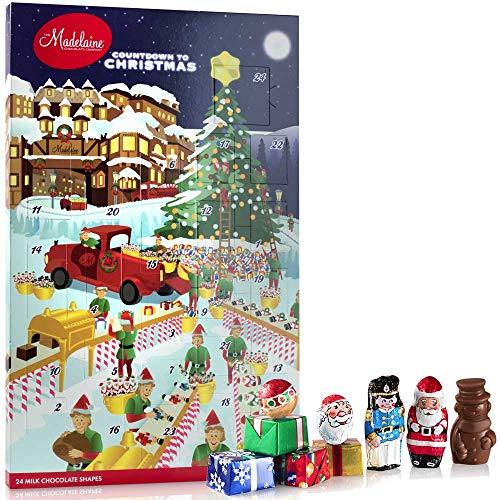 Madelaine Chocolates Santa's Workshop Christmas Countdown Advent...