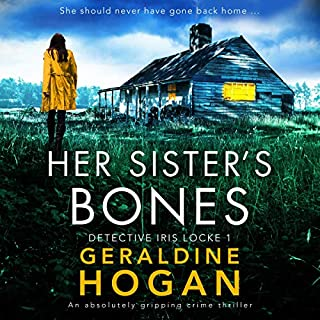 Page de couverture de Her Sister's Bones: An Absolutely Gripping Crime Thriller