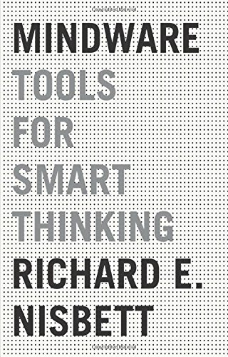 『Mindware: Tools for Smart Thinking』のトップ画像