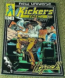 New Universe Kickers Inc. No. 6 Apr