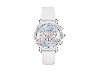 Michele Sport Sail Watch (White 2) Watches