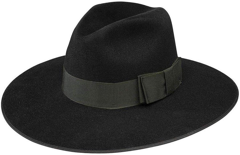 Stetson Unisex Tri-City Fur Felt Western Hat