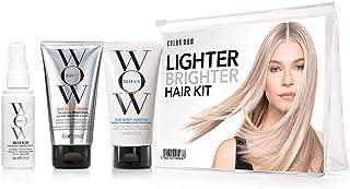COLOR WOW Lighter, Brighter Hair Travel Kit, 0.26802 kg