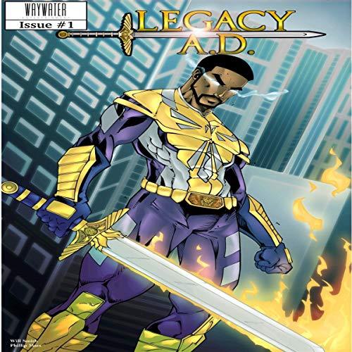 Legacy A.D. cover art