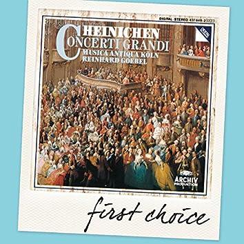 Heinichen: Concerti grandi
