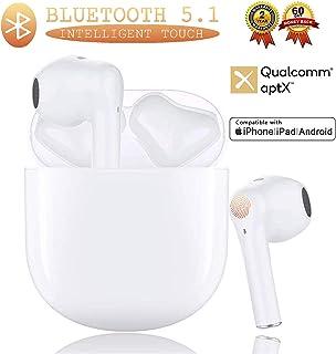 comprar comparacion Auriculares Bluetooth Auriculares inalámbricos Auriculares 3D estéreo IPx7 Prueba de Agua Prueba de Sudor Toque Auriculare...
