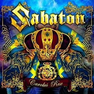 Carolus Rex by Sabaton-(Deluxe English + Swedish (2012-08-03)