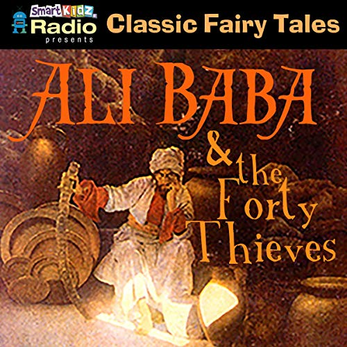Ali Baba & the 40 Thieves cover art