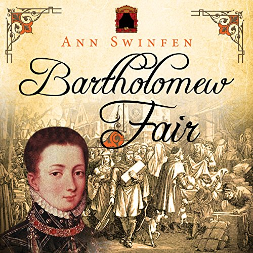 Bartholomew Fair audiobook cover art