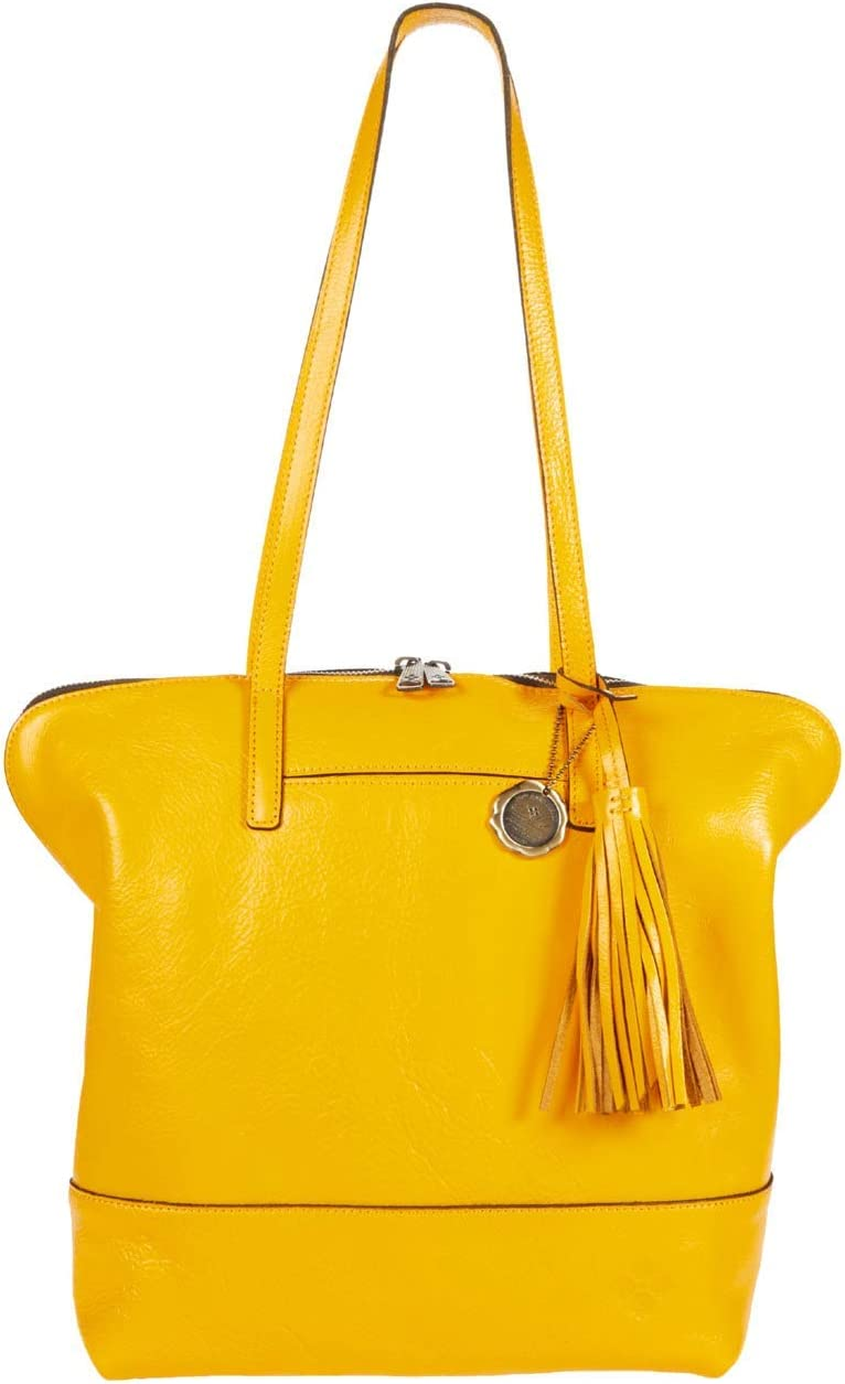 Patricia Nash Rochelle Satchel Goldenrod Max 64% OFF Size Super beauty product restock quality top! One Yellow
