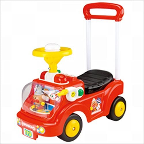 Anpanman NEW Jakajaka fire truck (japan import)