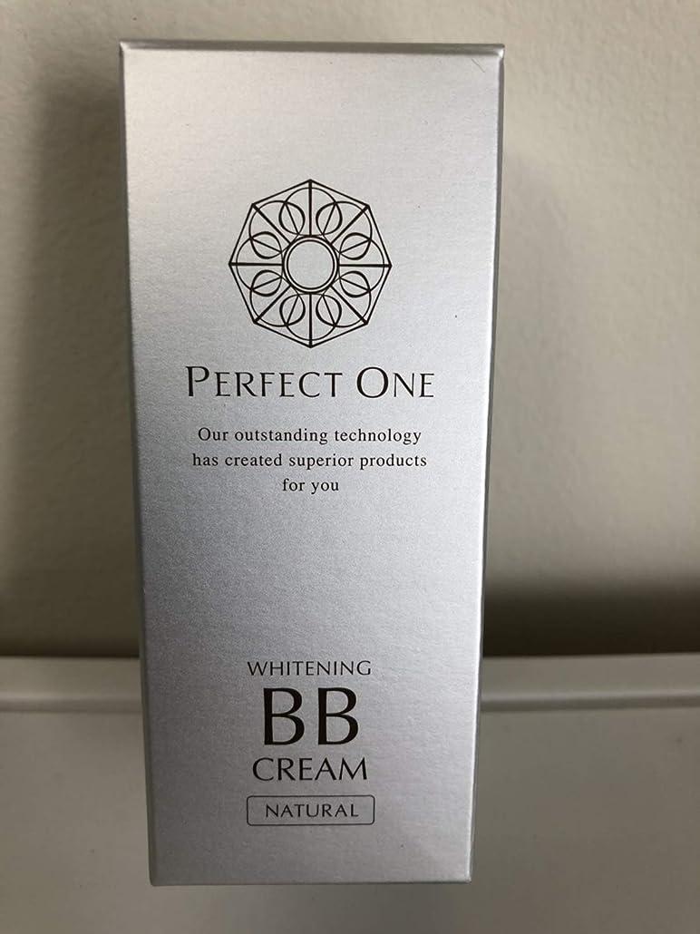 名前動員するモンク新日本製薬 パーフェクトワン 薬用ホワイトニングBBクリーム ナチュラル 25g