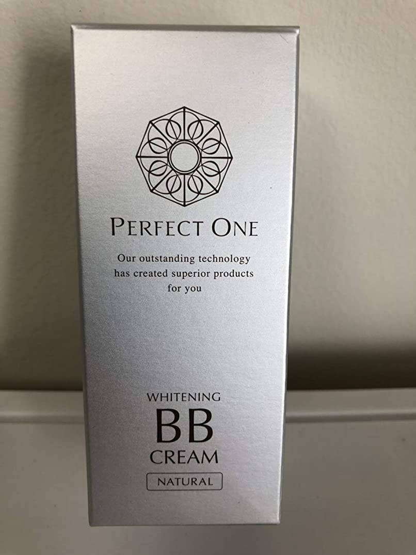 踏みつけ相対性理論決めます新日本製薬 パーフェクトワン 薬用ホワイトニングBBクリーム ナチュラル 25g