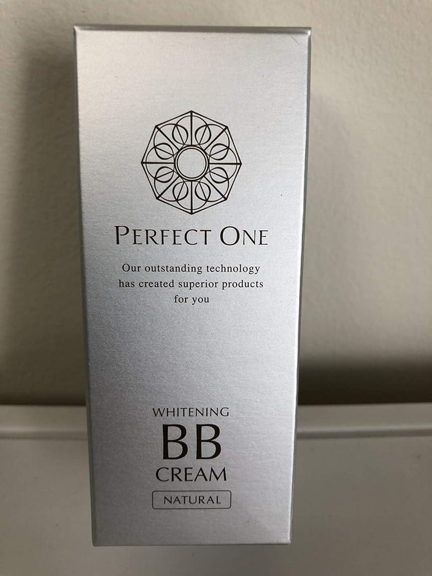 心のこもった赤道ブランク新日本製薬 パーフェクトワン 薬用ホワイトニングBBクリーム ナチュラル 25g