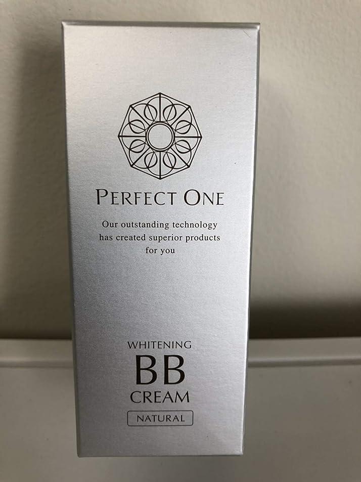 引っ張る君主再集計新日本製薬 パーフェクトワン 薬用ホワイトニングBBクリーム ナチュラル 25g