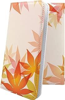 Nexus5X ケース 手帳型 もみじ 紅葉 花柄 花 フラワー グーグル ネクサス 手帳型ケース 和柄 和風 日本 japan 和 Nexus 5X おしゃれ