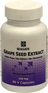 Seagate Grape Seed Extract 250 mg 90 caps