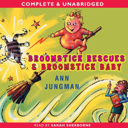Broomstick Baby & Broomstick Rescue cover art