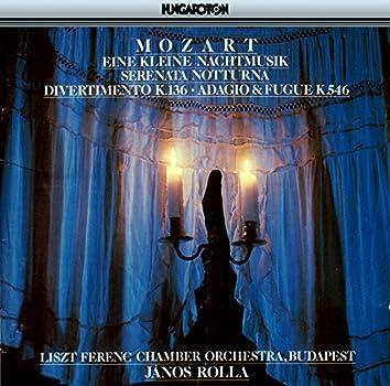 Mozart: Kleine Nachtmusik (Eine) / Serenata Notturna / Divertimento in D Major