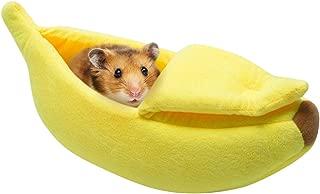 Hollypet Warm Small Pet Animals Bed Dutch Pig Hamster Cotton Nest Hedgehog Rat Chinchilla Guinea Habitat Mini House