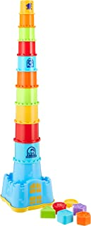 Hap-P-Kid Little Learner Castle Stacking Cups