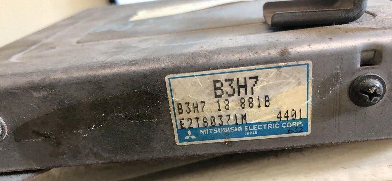 ECM fits 1994-1995 Ranking TOP17 Ford Aspire Max 88% OFF computer B3H7 881B 18 ecu