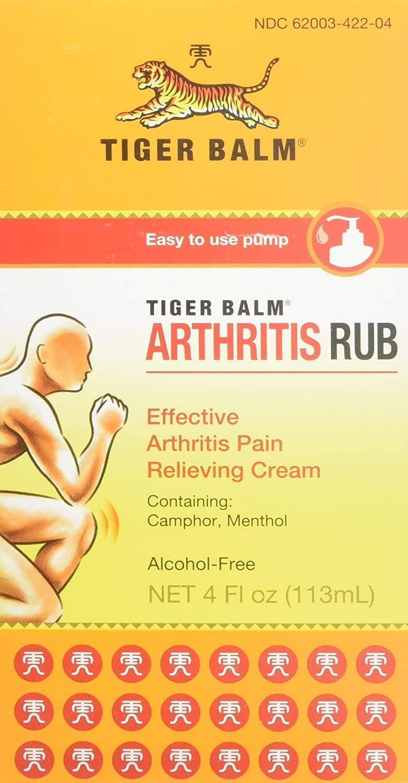 Best Pain Relief Cream For Arthritis