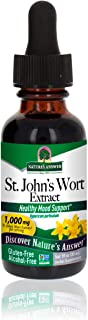 Nature's Answer St. John's Wort Alcohol-Free Liquid Extract (Hypericum Perforatum) | Helps Skin Look Smooth & Healthy | So...