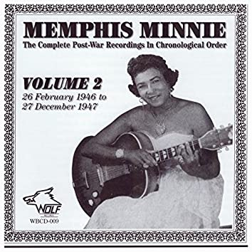 The Complete Post-War Recordings in Chronological Order, Vol. 2 (1946-1947)