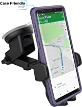 Samsung Galaxy S9 Car Mount - Encased Fully Adjustable (case Friendly) Vehicle Dock - Windshield & Dashboard Compatible