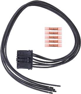 1x Reparaturstecker schwarz Kabelsatz Heckleuchte Rückleuchte