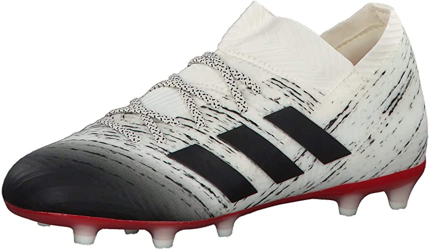 Adidas Nemeziz 18.1 FG J, Chaussures de Football Mixte Enfant