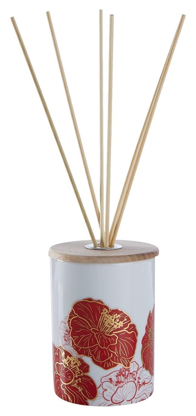 リテラシー赤面避難するDEICA デイカコウドウ 泥花香堂 アロマフレグランスディフューザー 牡丹(リードディフューザー)