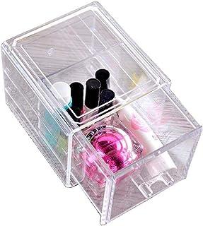BBGSFDC - Tipo de cajón Joyería Transparente de Alta Capacidad.