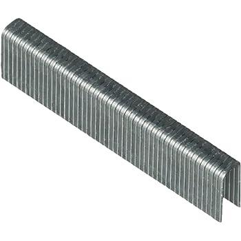Tolsen PN27011610010172929 Recambio de grapas Set de 1000 Piezas 6mm x 0.7mm