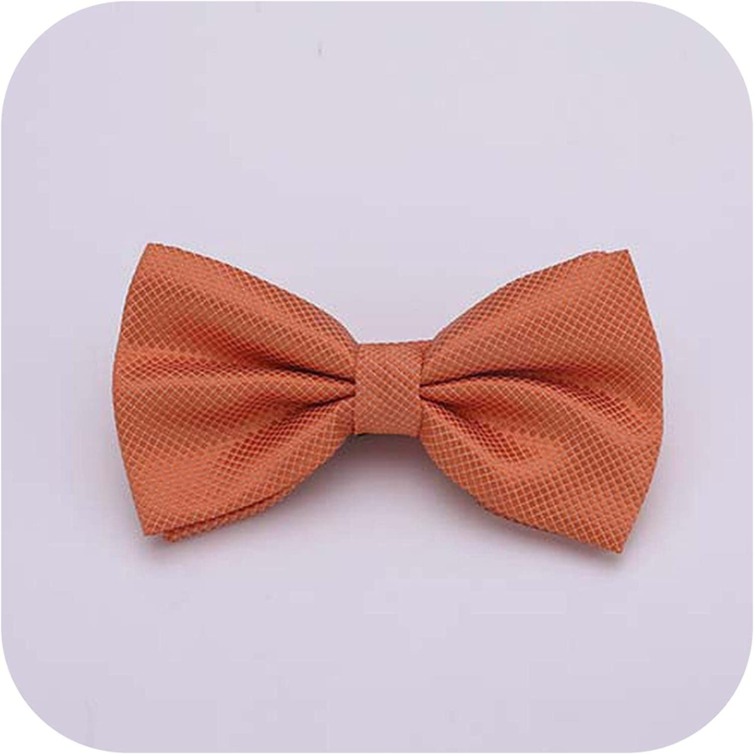 Men Bowtie Mens Bow Tie Solid Bowties Black Gold Red Green Pink Blue White Ties Classic