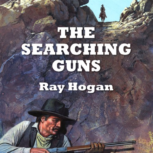 The Searching Guns audiobook cover art