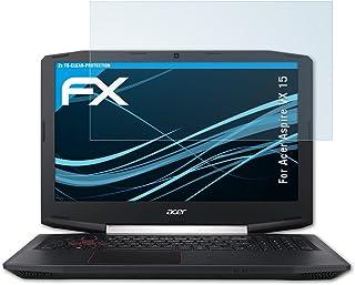 atFoliX Lámina Protectora de Pantalla Compatible con Acer Aspire VX 15 Película Protectora, Ultra Transparente FX Lámina Protectora (2X)