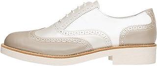 Nero Giardini P717071D Chaussures À Lacets Femme en Cuir