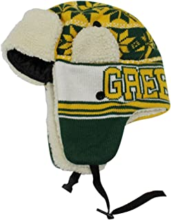 4077821467b ChoKoLids Football Team City Name Knitted Trapper Winter Hat - 23 Cities